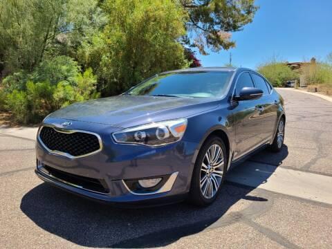 2015 Kia Cadenza for sale at BUY RIGHT AUTO SALES in Phoenix AZ