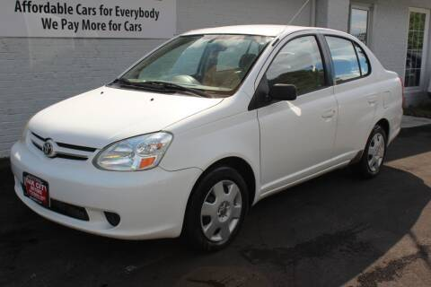2003 Toyota ECHO for sale at Oak City Motors in Garner NC