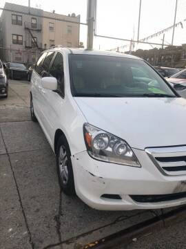 2005 Honda Odyssey for sale at Luxury 1 Auto Sales Inc in Brooklyn NY