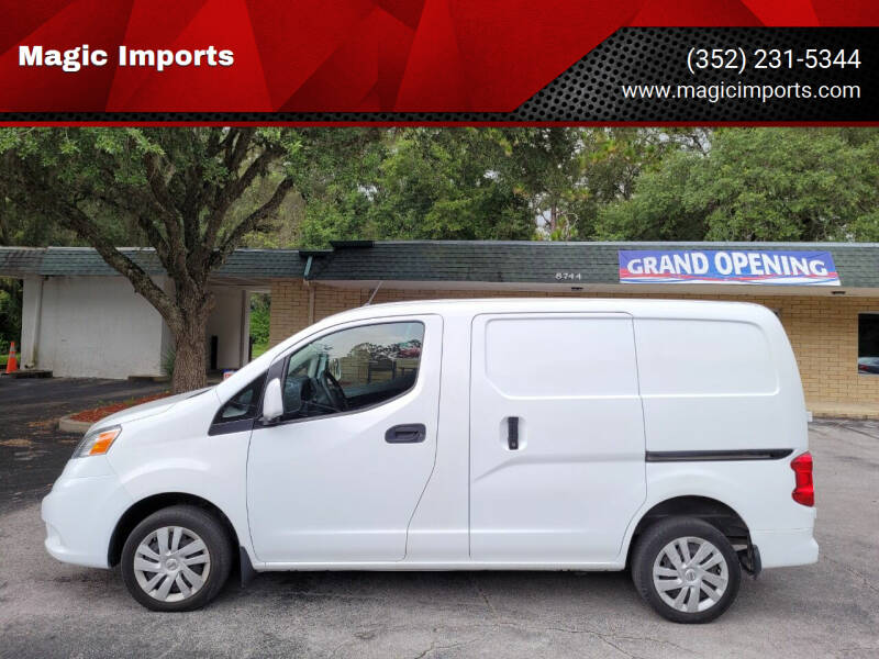 2015 Nissan NV200 for sale at Magic Imports in Melrose FL