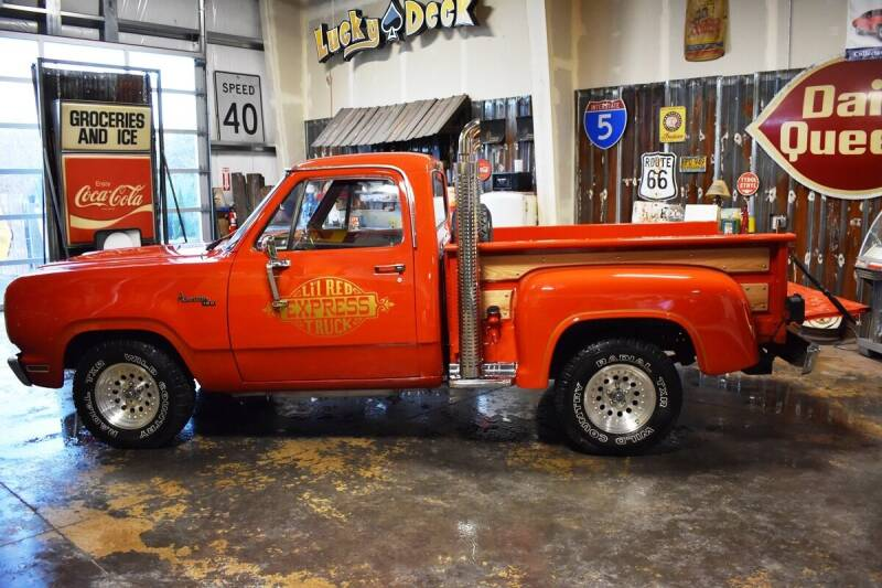 1979 Dodge D100 Pickup for sale at Cool Classic Rides in Redmond OR