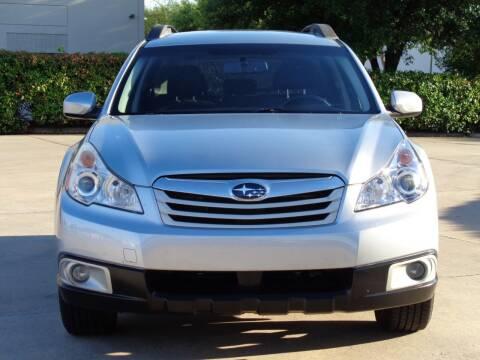 2012 Subaru Outback for sale at Auto Starlight in Dallas TX