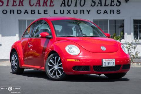 2010 Volkswagen New Beetle for sale at Mastercare Auto Sales in San Marcos CA