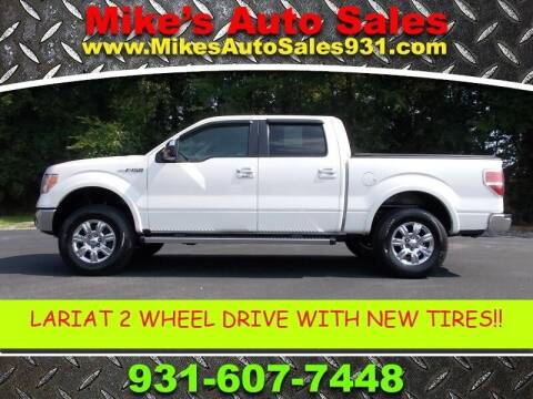 2010 Ford F-150 for sale at Mike's Auto Sales in Shelbyville TN