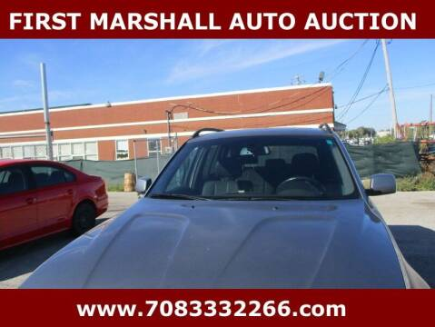 2005 BMW X3 for sale at First Marshall Auto Auction in Harvey IL