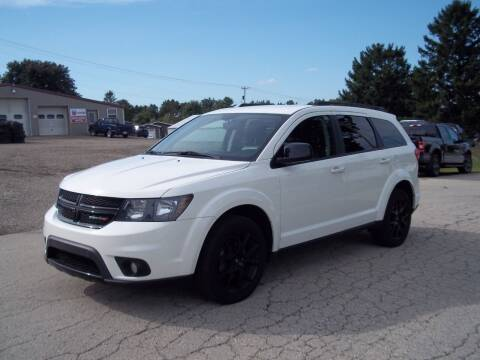 2018 Dodge Journey for sale at SHULLSBURG AUTO in Shullsburg WI