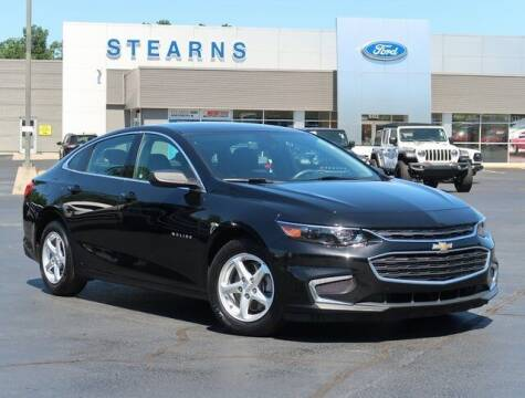 2017 Chevrolet Malibu for sale at Stearns Ford in Burlington NC