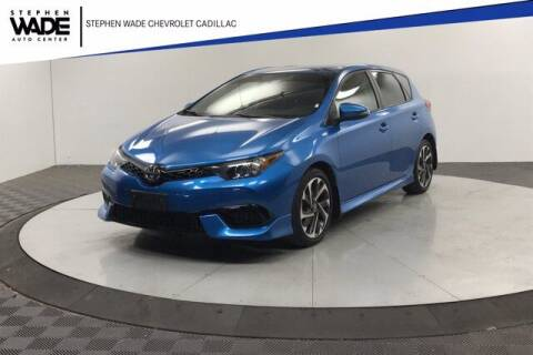 2017 Toyota Corolla iM for sale at Stephen Wade Pre-Owned Supercenter in Saint George UT