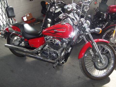 2007 Honda VT750 SHADOW for sale at Fulmer Auto Cycle Sales - Fulmer Auto Sales in Easton PA