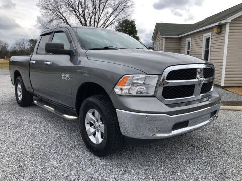 2013 RAM Ram Pickup 1500 for sale at Curtis Wright Motors in Maryville TN