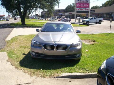2012 BMW 5 Series for sale at Louisiana Imports in Baton Rouge LA