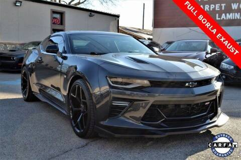 2017 Chevrolet Camaro for sale at LAKESIDE MOTORS, INC. in Sachse TX