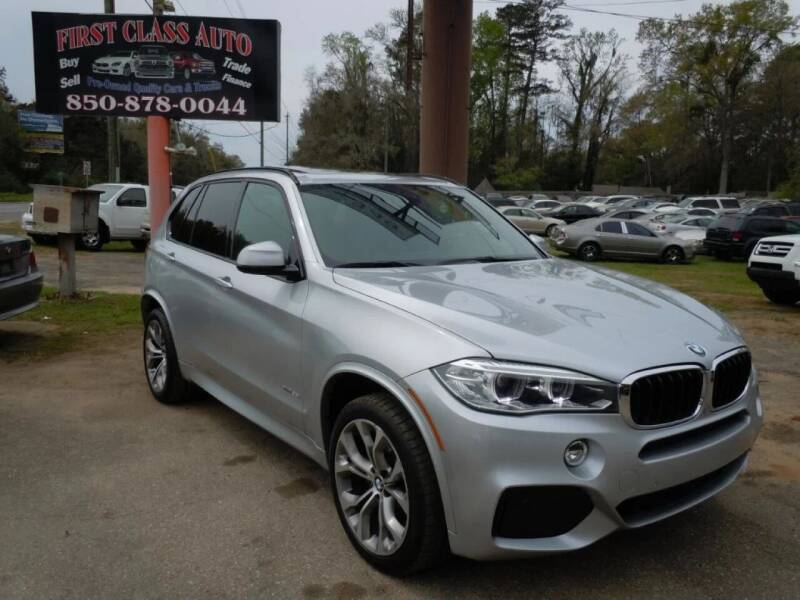 2014 BMW X5 for sale at First Class Auto Inc in Tallahassee FL