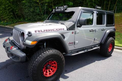 2018 Jeep Wrangler Unlimited for sale at Modern Motors - Thomasville INC in Thomasville NC