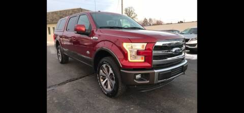 2015 Ford F-150 for sale at Auto Gallery LLC in Burlington WI