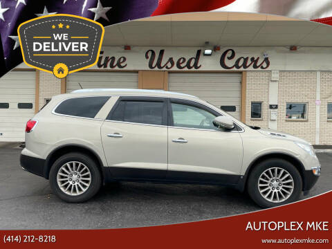 2008 Buick Enclave for sale at Autoplex 2 in Milwaukee WI