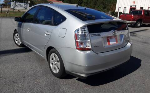 2006 Toyota Prius for sale at Mathews Used Cars, Inc. in Crawford GA