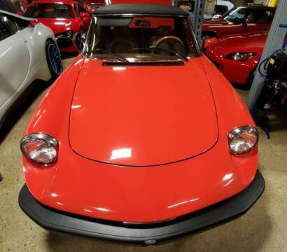 1982 Alfa Romeo Spider for sale at ADA Motorwerks in Green Bay WI