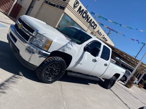 2013 Chevrolet Silverado 3500HD for sale at Monaco Auto Center LLC in El Paso TX