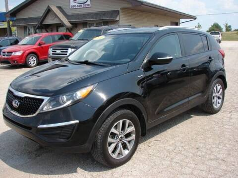 2014 Kia Sportage for sale at Lehmans Automotive in Berne IN