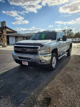 2011 Chevrolet Silverado 2500HD for sale at Four Guys Auto in Cedar Rapids IA