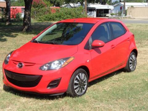 2012 Mazda MAZDA2 for sale at Auto Starlight in Dallas TX