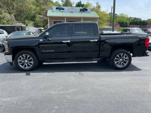 2014 Chevrolet Silverado 1500 for sale at Luxury Auto Innovations in Flowery Branch GA
