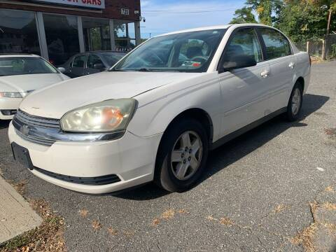 2004 Chevrolet Malibu for sale at New England Motor Cars in Springfield MA