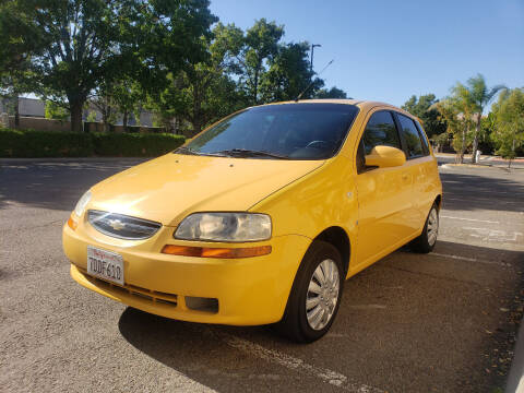 2007 Chevrolet Aveo for sale at 707 Motors in Fairfield CA