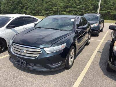 2014 Ford Taurus for sale at HW Auto Wholesale in Norfolk VA