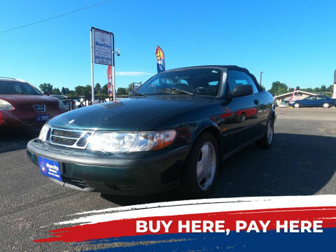 1998 Saab 900 for sale at StarCity Motors LLC in Garden City ID