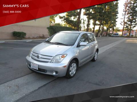 "2005 Scion xA for sale at SAMMY""S CARS in Bellflower CA"