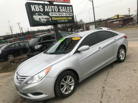2012 Hyundai Sonata for sale at KBS Auto Sales in Cincinnati OH