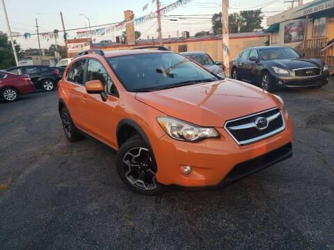 2014 Subaru XV Crosstrek for sale at Some Auto Sales in Hammond IN