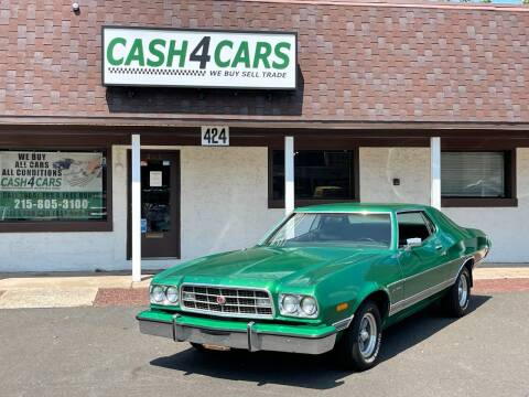 1973 Ford Torino for sale at Cash 4 Cars in Penndel PA