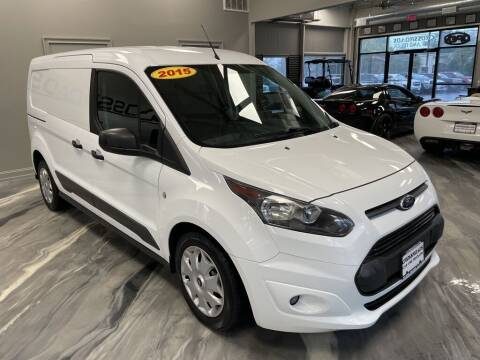 2015 Ford Transit Connect Cargo for sale at Crossroads Car & Truck in Milford OH