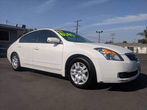 2009 Nissan Altima for sale at First Shift Auto in Ontario CA