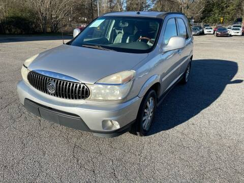 2007 Buick Rendezvous for sale at Certified Motors LLC in Mableton GA