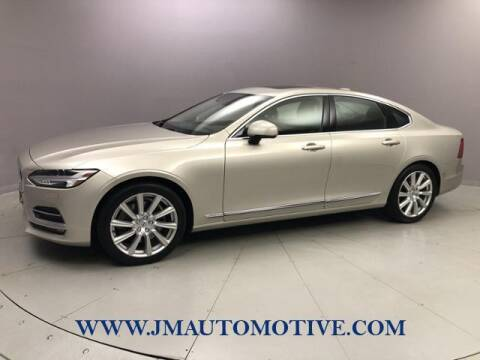 2017 Volvo S90 for sale at J & M Automotive in Naugatuck CT