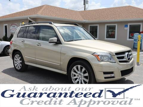 2012 Mercedes-Benz GLK for sale at Universal Auto Sales in Plant City FL