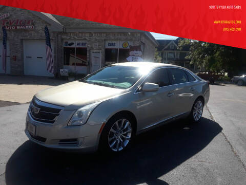 2016 Cadillac XTS for sale at Scotts Tyler Auto Sales in Wilmington IL
