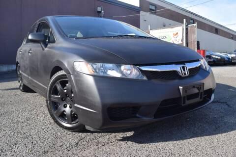 2010 Honda Civic for sale at VNC Inc in Paterson NJ