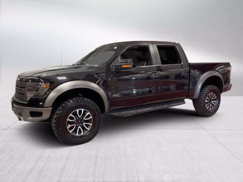 2013 Ford F-150 for sale at Fitzgerald Cadillac & Chevrolet in Frederick MD