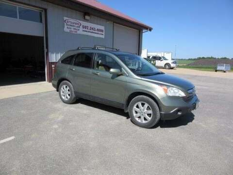 2007 Honda CR-V for sale at Stoufers Auto Sales, Inc in Madison Lake MN