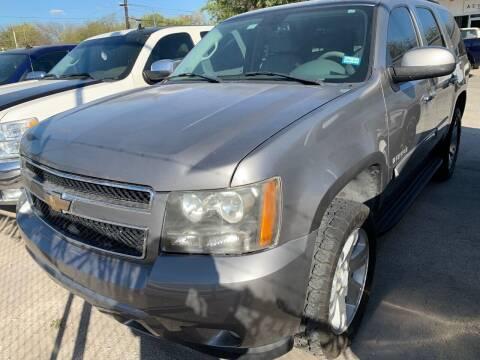 2007 Chevrolet Tahoe for sale at H & H AUTO SALES in San Antonio TX