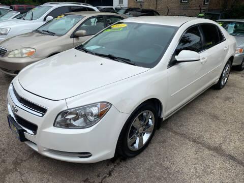 2011 Chevrolet Malibu for sale at 5 Stars Auto Service and Sales in Chicago IL