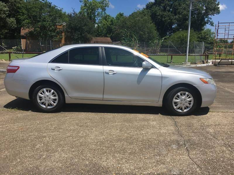 2009 Toyota Camry for sale at BROWNSFIELD AUTO SALES in Baton Rouge LA