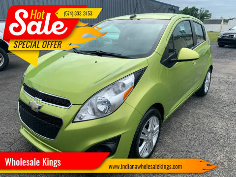 2013 Chevrolet Spark for sale at Wholesale Kings in Elkhart IN