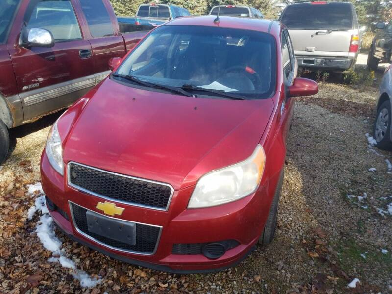2009 Chevrolet Aveo for sale at Craig Auto Sales in Omro WI