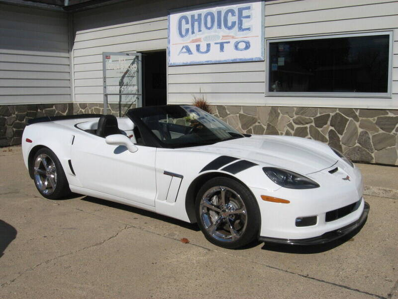 2011 Chevrolet Corvette for sale at Choice Auto in Carroll IA